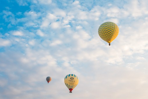 Cappadocia Hot Air Ballooning Photos -47