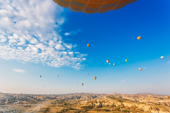 Cappadocia Hot Air Ballooning Photos -80