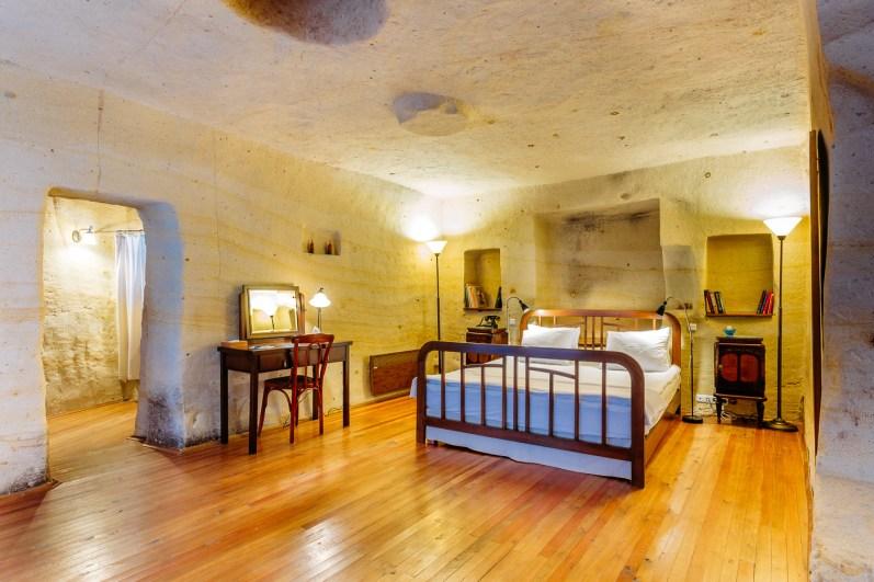 Esbelli Evi Cave Hotel Cappadocia Turkey -10