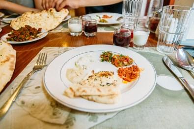 Ciya Restaurant in Fish Market district of Kadiköy, Istanbul