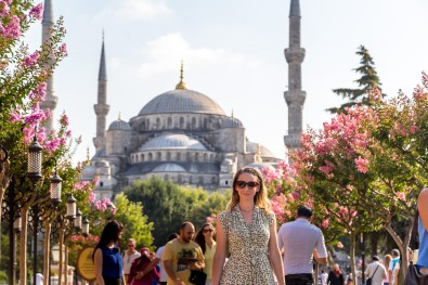 Blue Mosque (Sultan Ahmet Camisi)