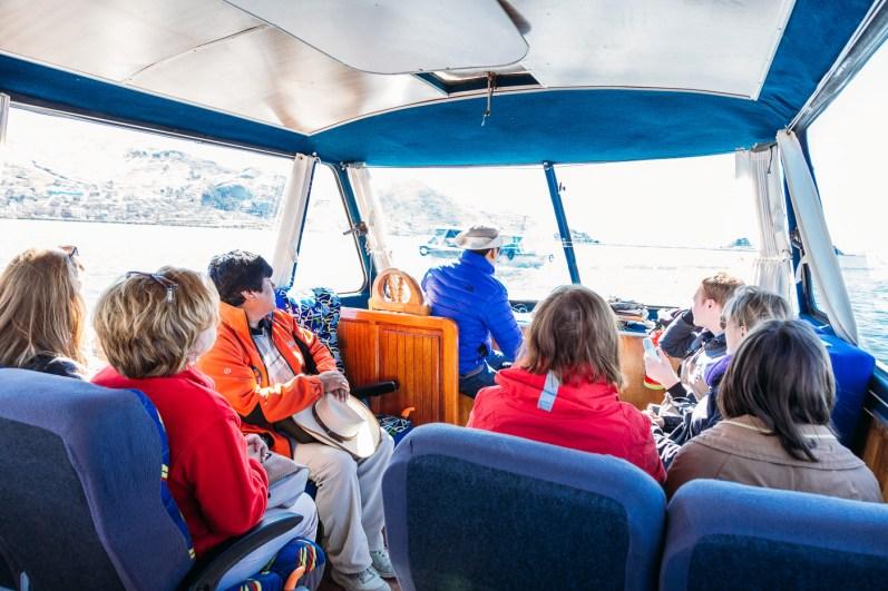 Uros Floating Reed Islands - Peru -1- July 2015