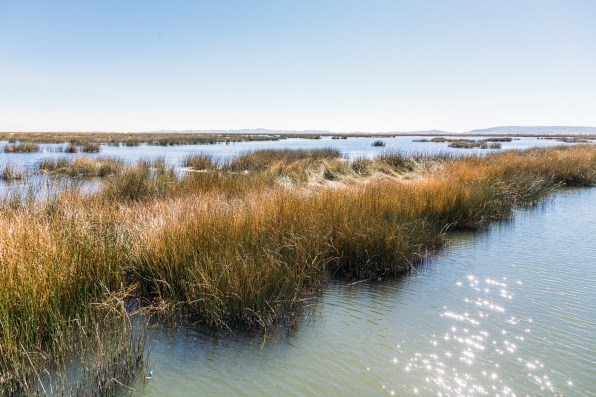 Uros Floating Reed Islands - Peru -4- July 2015