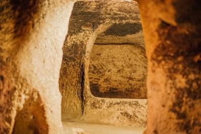 Underground City Cappadocia -15_