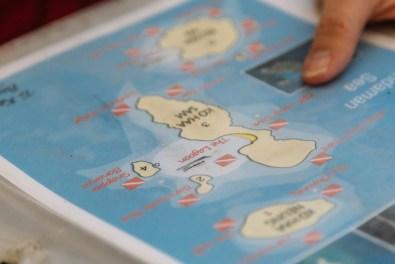 Koh Haa dive sites - Koh Lanta Diving