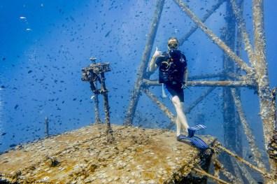 Diving Koh Kood - HTMS Chang Shipwreck -61