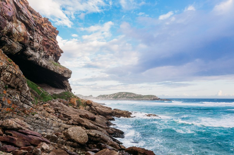 Getting off the beaten path at Robberg Nature Reserve