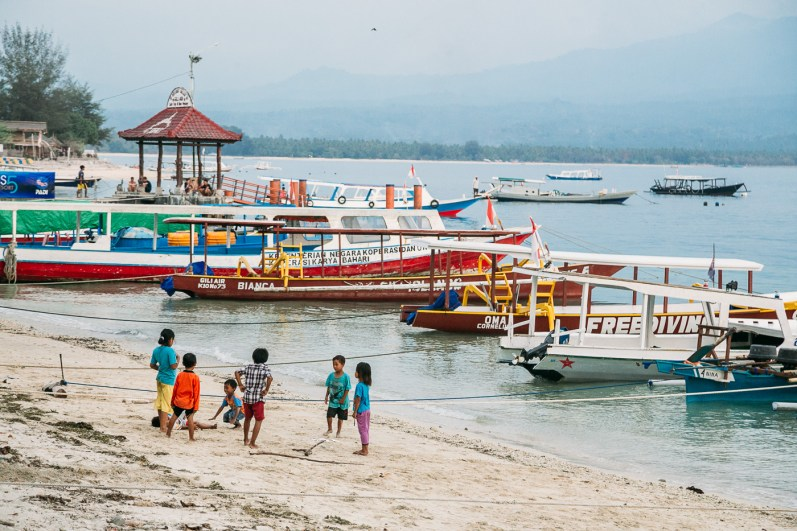 Gili Air Island Bali Indonesia -14