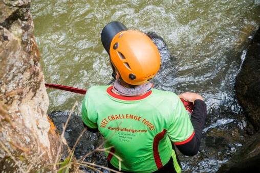 Dalat Canyoning Adventure -17