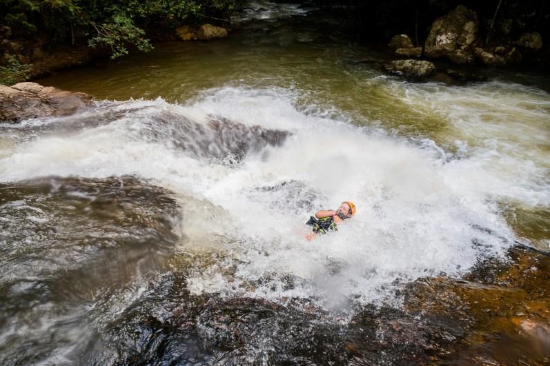 Dalat Canyoning Adventure -37