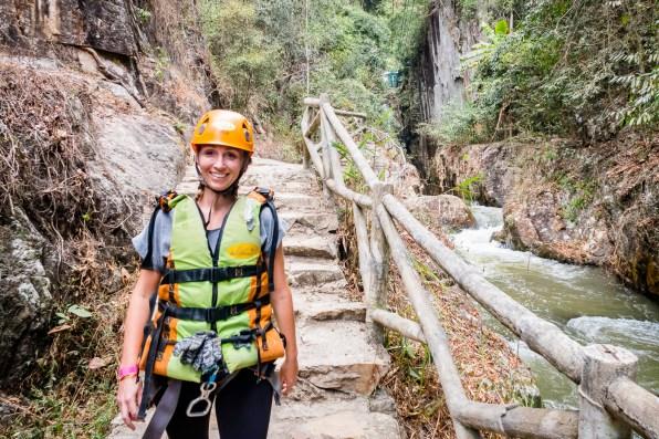 Dalat Canyoning Adventure -4
