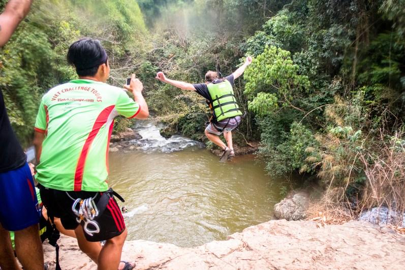 Dalat Canyoning Adventure -45