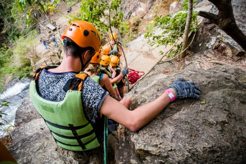 Dalat Canyoning Adventure -5