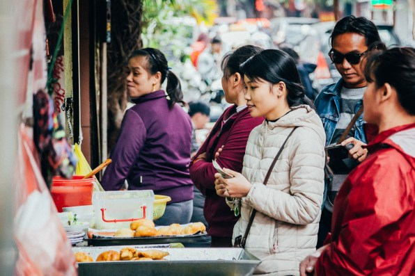 Hanoi Food Tour by Motorbike -29