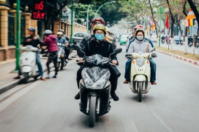 Hanoi Food Tour by Motorbike -52