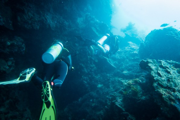 Diving Balicasag Island with Sierra Madre Divers