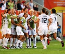 "Women's USA Soccer Team ""Riding High"" into FIFA World Cup Semi-Finals"