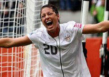 Women's USA Soccer Team Beats France- Makes it to World Cup Finals