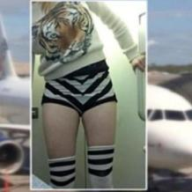 JetBlue passenger stopped from boarding plane because shorts were too short