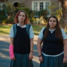 Beanie Feldstein Makes a Scene in Greta Gerwig's Lady Bird