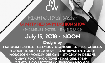 Event Preview: 2018 Charity Red Swimsuit Fashion Show