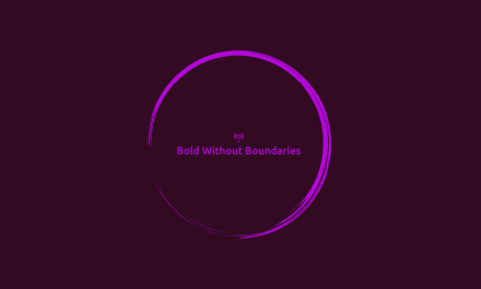 Bold Without Boundaries: November Podcast