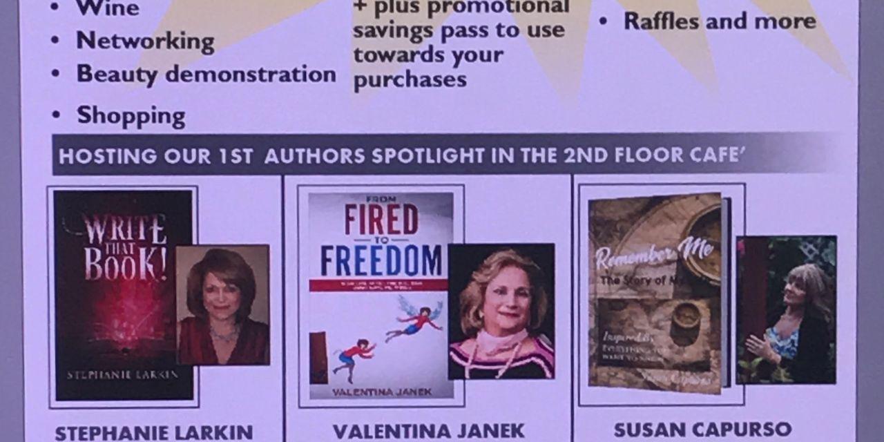 So You Wanna Meet an Author?