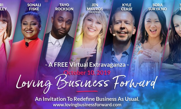Loving Business Forward is Launched!