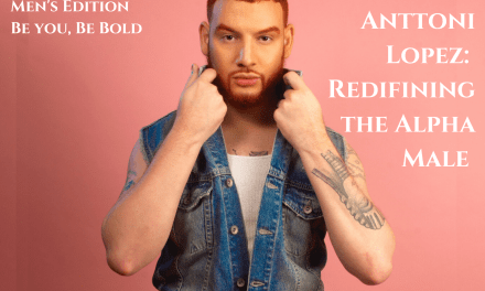 Bold Magazine Men's Magazine Debuts Today