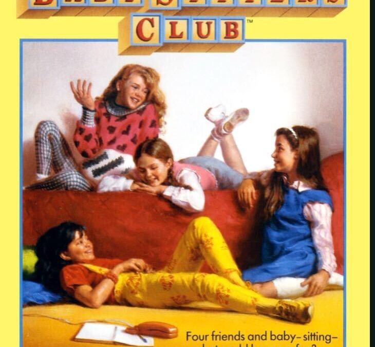 Giving Fatphobia The (re)Boot: The Babysitters Club Books, Revisited
