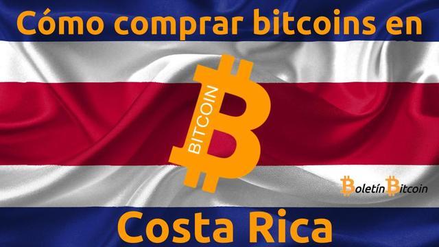 donde y como comprar bitcoins en costa rica