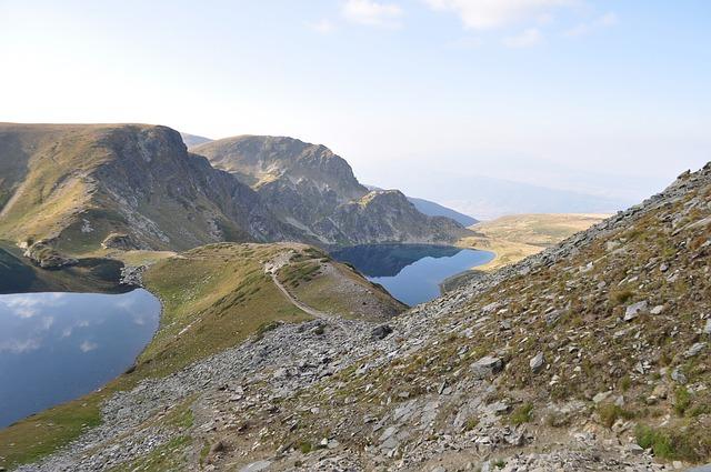 Las-montañas-de-Rila-Bulgaria