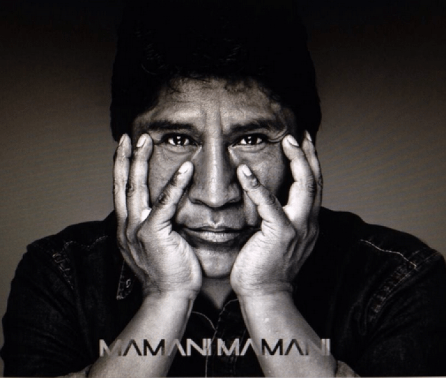 Bolivian Artist Roberto Mamani Mamani