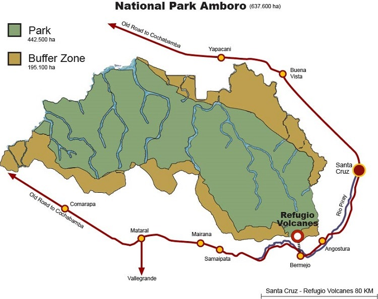 parque nacional amboro bolivia 7
