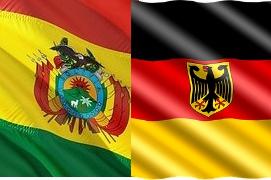 Bolivianos en Alemania