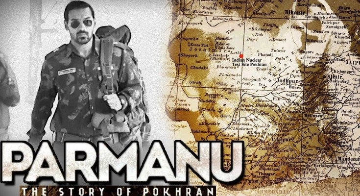 Parmanu,the stroy of Pokhran online archives