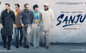 Sanju: An Epic Movie of the Year 2018