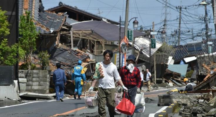 japan earthquak