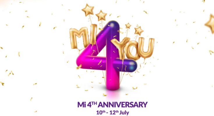 Xiaomi 4th Mi Anniversary