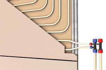 Pannelli radianti a parete bolle di natura - Riscaldamento pannelli radianti a parete ...