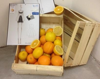 orange fiber: gli abiti di frutta