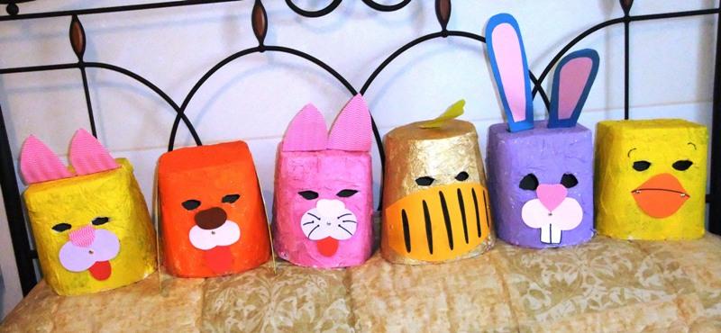 maschere di carnevale fatte in casa