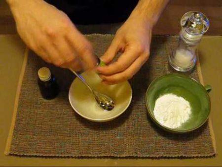 come fare il dentifricio fatto in casa