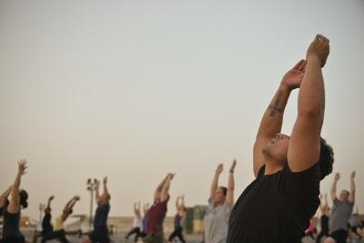 Come sgonfiare la pancia con l'attività fisica