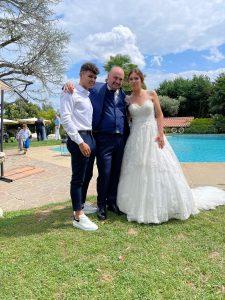 Il Dj Marco Bollani si è sposato!
