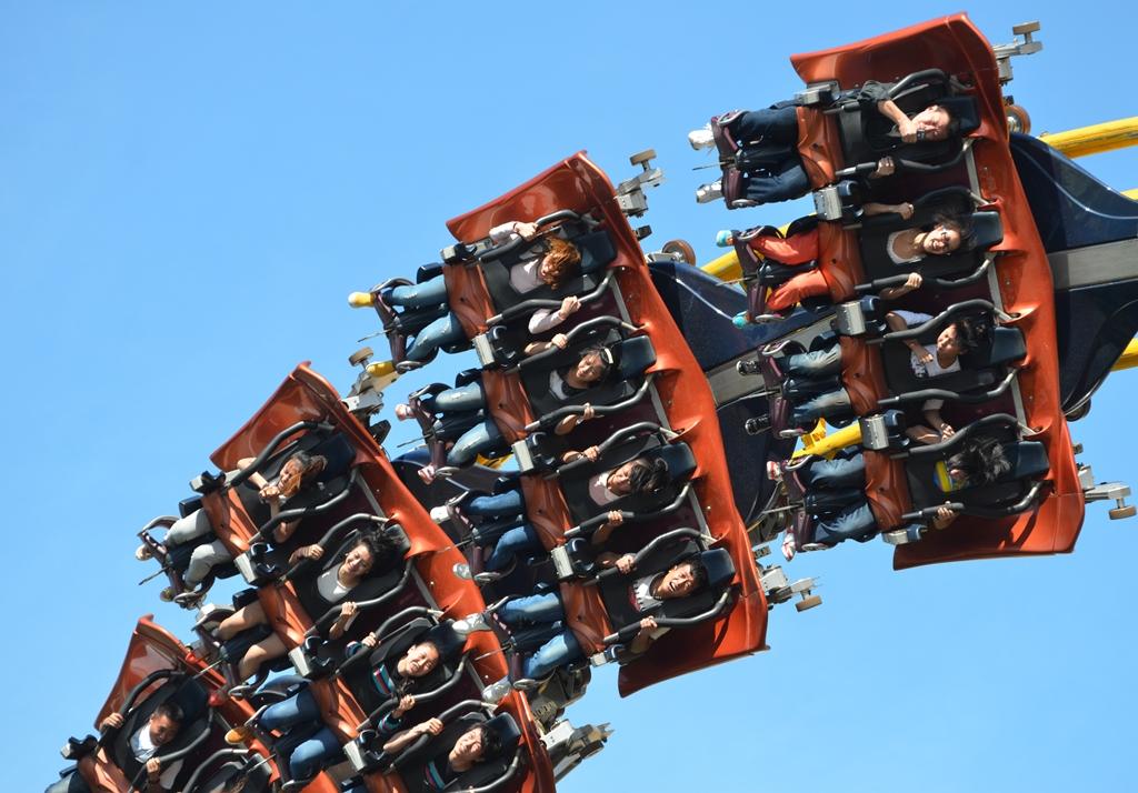 Flying Coaster Bolliger Amp Mabillard