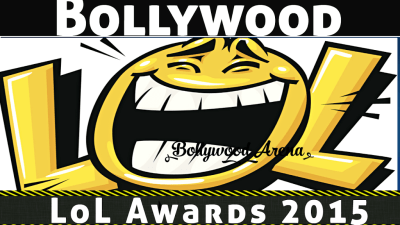 Bollywood LOL Awards 2015 Nominations
