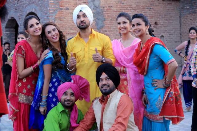 Ambarsariya 2nd day box office collection