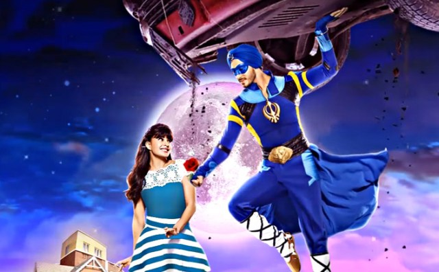 A Flying Jatt Day 1 Box Office Collection