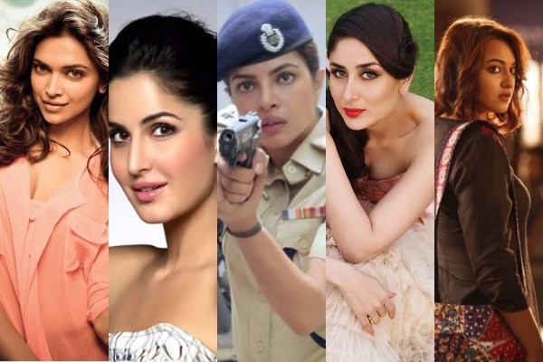 box office pull of Bollywood actresses